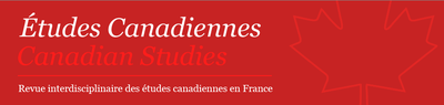Bilan de la jeune recherche sur le Canada en Europe/The state of early career research on Canada in Europe, Études Canadiennes / Canadian Studies, N°90, juin 2021