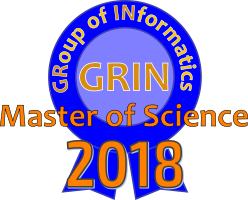 Bollino GRIN Master of Science 2018