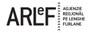 Logo ARLEF