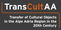 edit HERA-TransCultAA: Transfer of cultural objects in the Alpe Adria Region in the 20th Century