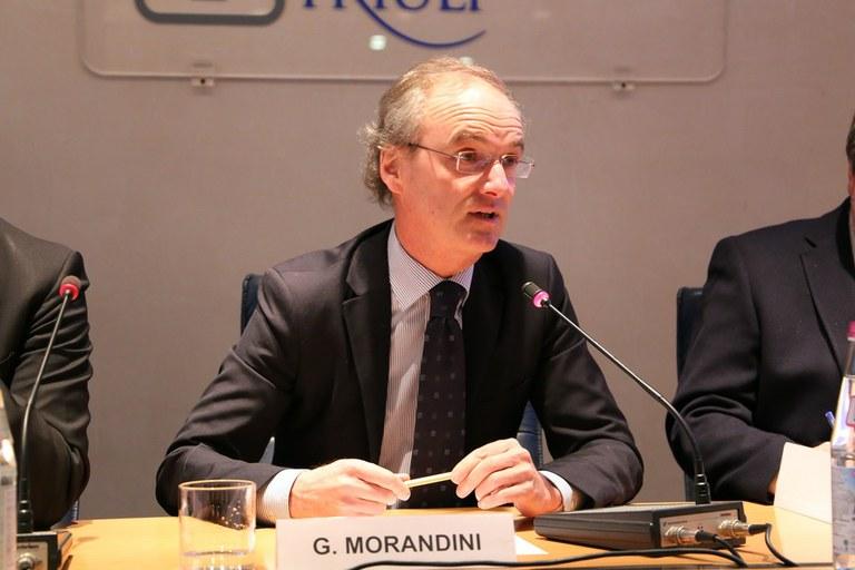 Presidente Fondazione Friuli